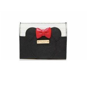 kate spade | Minnie Mouse Card Case